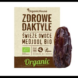 Organic House Świeże Daktyle Medjool 150g BIO