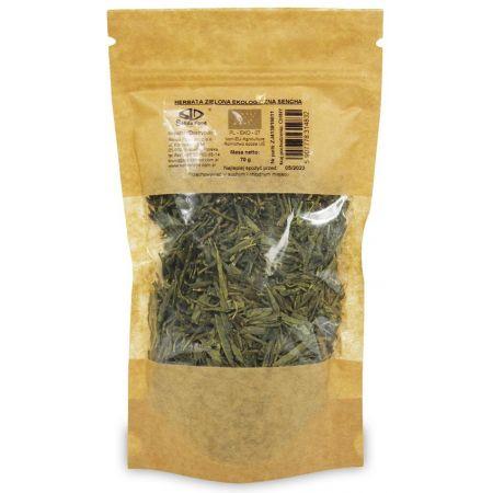 Solida Food Herbata sencha 70g BIO