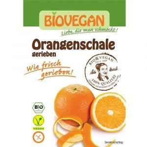 Bio Vegan Skórka pomarańczy suszona 9g BIO