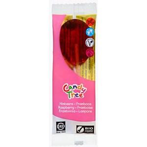 Candy Tree Lizak o smaku malinowym bezglutenowy 13 g Bio