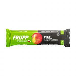 Frupp Baton liofilizowany jabłko 10g