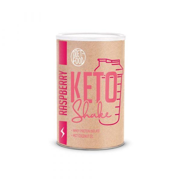 DIET-FOOD Keto shake Malina 300g