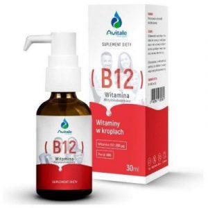 Aliness Avitale Wit. B12 (metyl.) 200ug 30ml