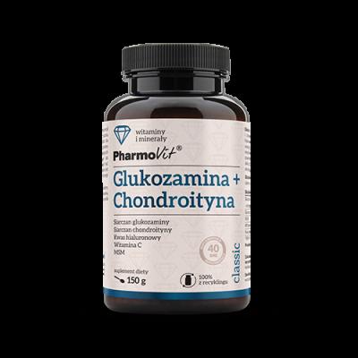 Pharmovit Glukozamina+chondroityna 150g