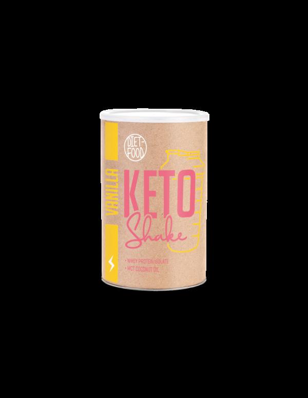 DIET-FOOD Keto shake Wanilia 300g
