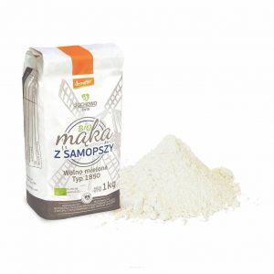 Mąka z samopszy typ 1850 1kg BIO - Juchowo