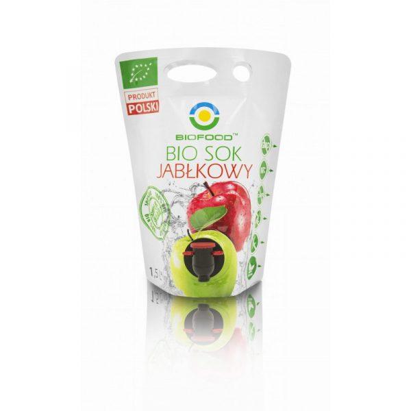 BIOFOOD Sok jabłkowy 1,5l BIO