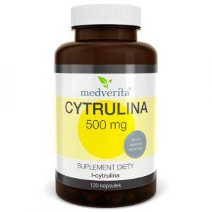 Medverita Cytrulina 500mg 120kaps