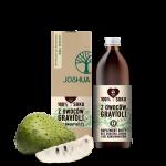 Joshua Tree Sok z Gravioli 500ml