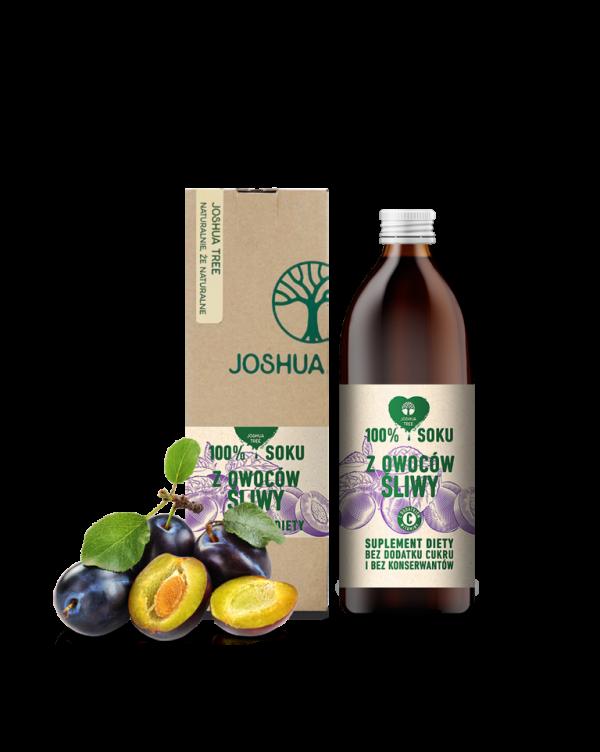 Joshua Tree Sok ze Śliwki 500ml
