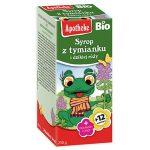 Apotheke Syrop dla dzieci z tymianku i dzikiej róży 250g BIO
